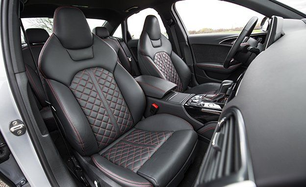 Audi A InDepth Model Review Car And Driver - Audi car seat