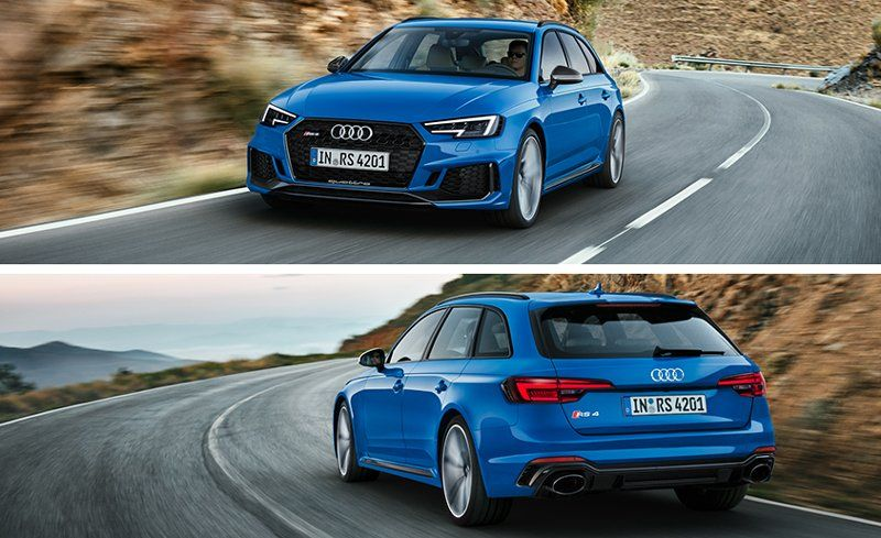 Audi RS Avant Photos And Info News Car And Driver - Audi rs4