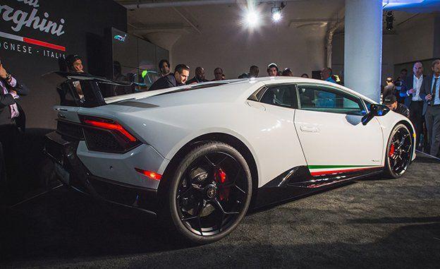 Naturally Nasty Lamborghini