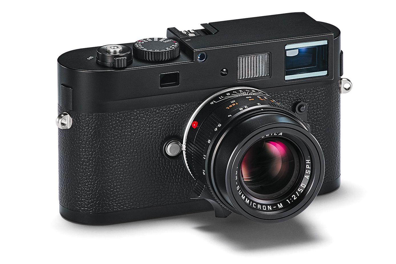 Leica M Monochrom Type 246, $7,450, leica-camera.com