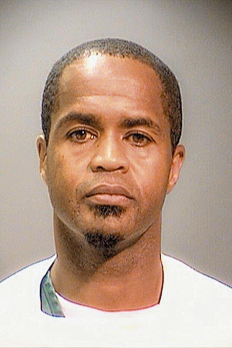 Suspect Harold Martin Smith.