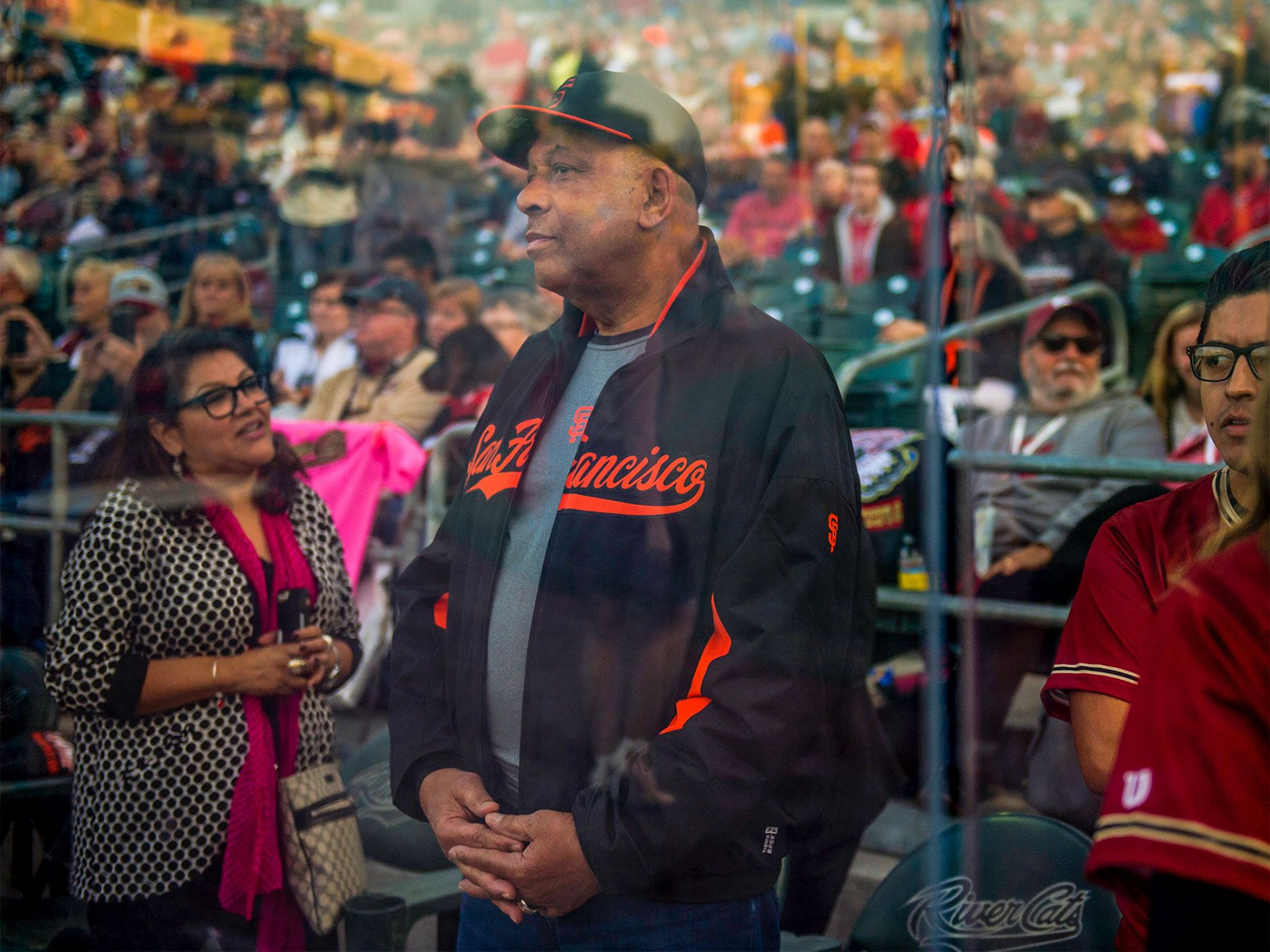 Former San Francisco Giants player Orlando Cepeda. As part of a vanguard of Latino players for the team in the 1960s, they had the opportunity to create a baseball dynasty — but the team was torn apart by racial prejudice and mismanagement. Cepeda ultimately made it to baseball's Hall of Fame.