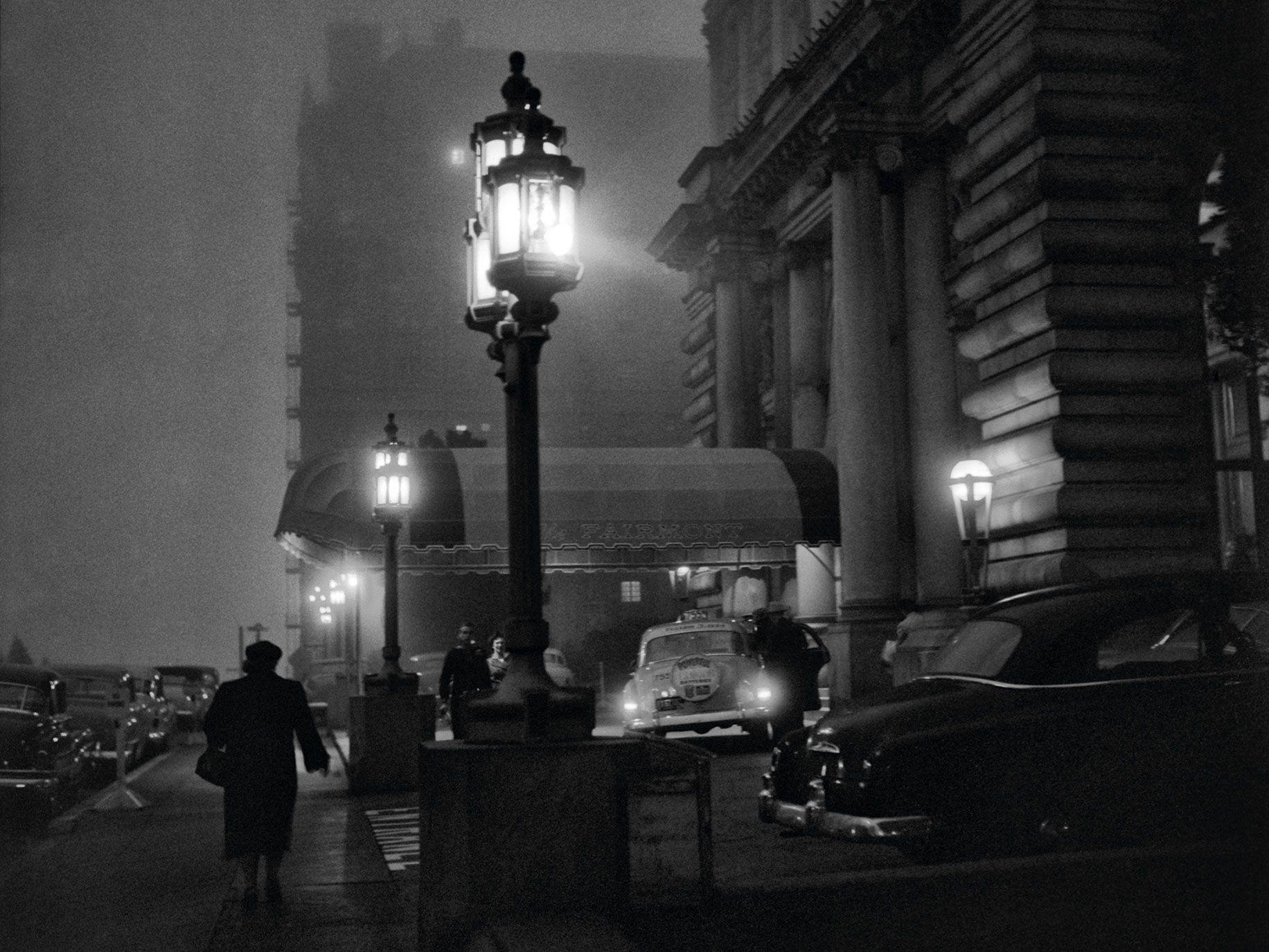 Shadow and Fog