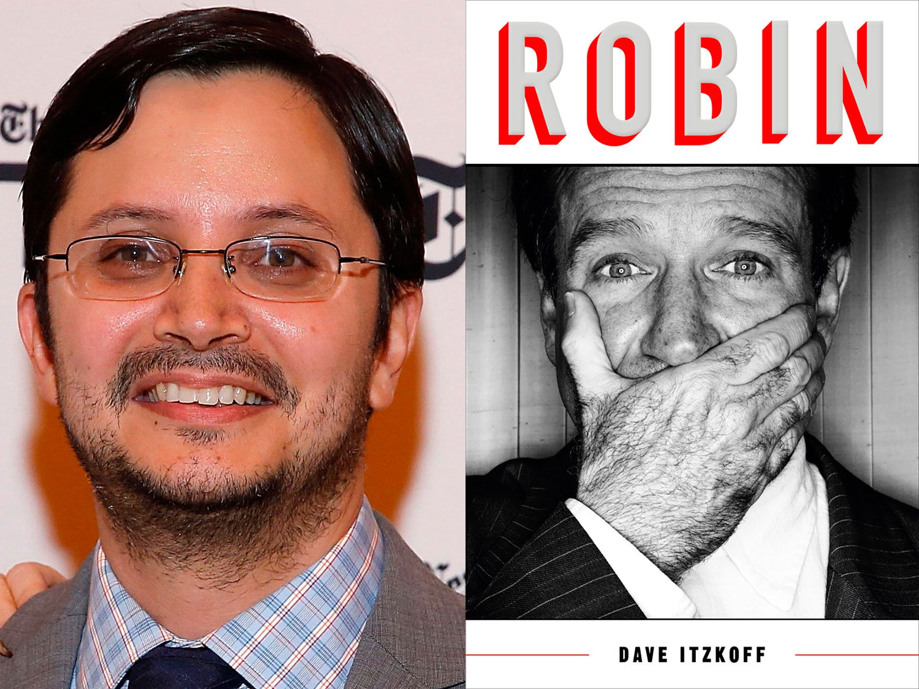 """Dave Itzkoff, author of """"Robin"""""""