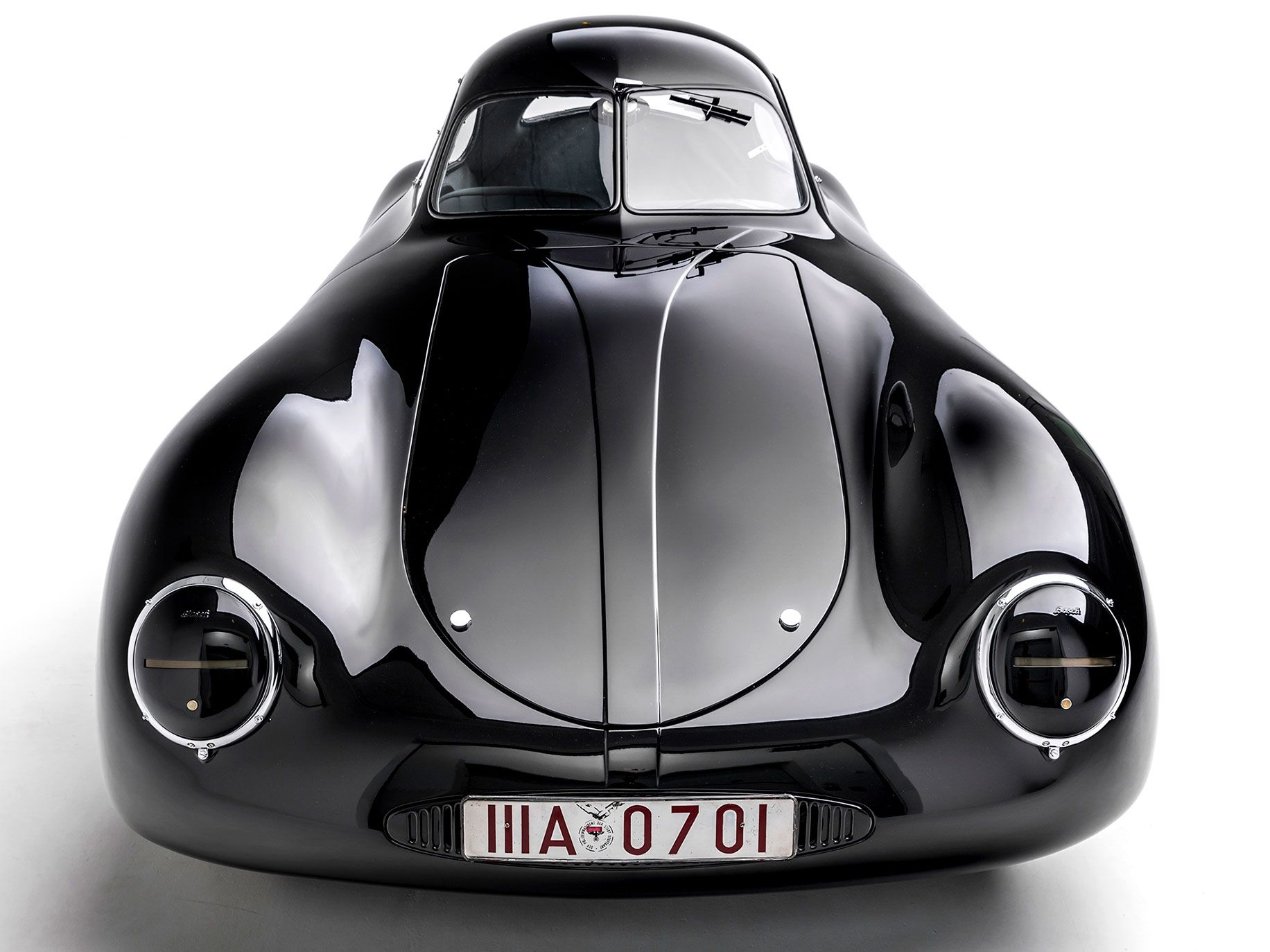 The 1939 Type 64 was the first Porsche.