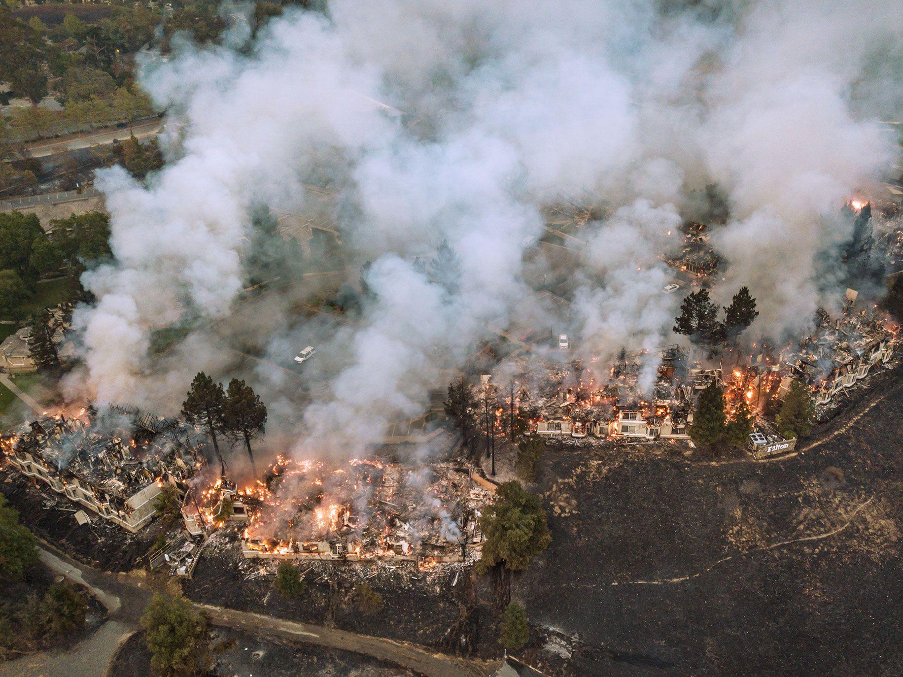 Sonoma's Burning Problem