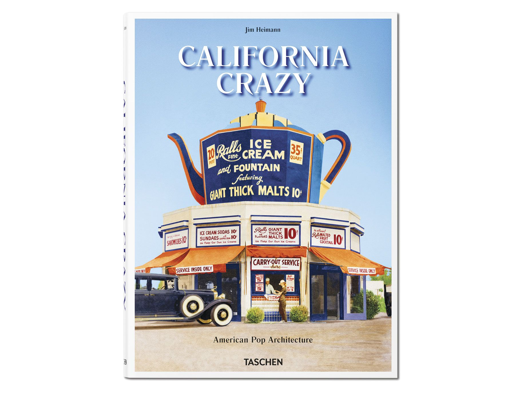 """California Crazy"" by Jim Heimann."