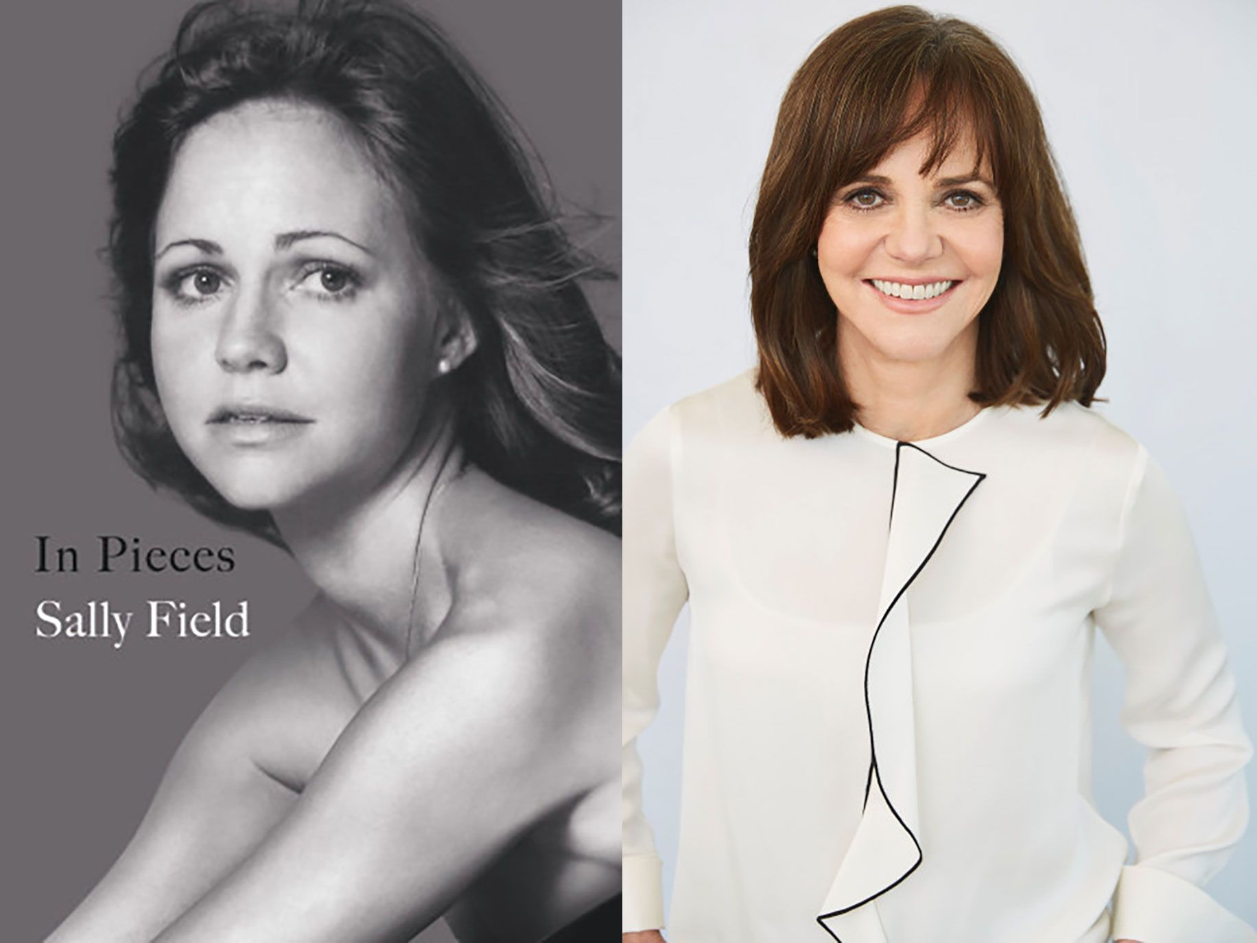 """""""In Pieces"""" by Sally Field, 416 pages, Grand Central Publishing, $29."""