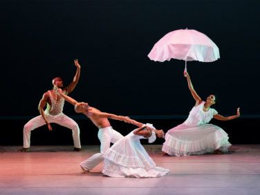 """Revelations"" melds modern dance, ballet, Broadway and African rituals to create an evocative story."