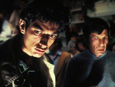 "Jeff Goldblum, left, and Leonard Nimoy ""Invasion of the Body Snatchers""(1978)."