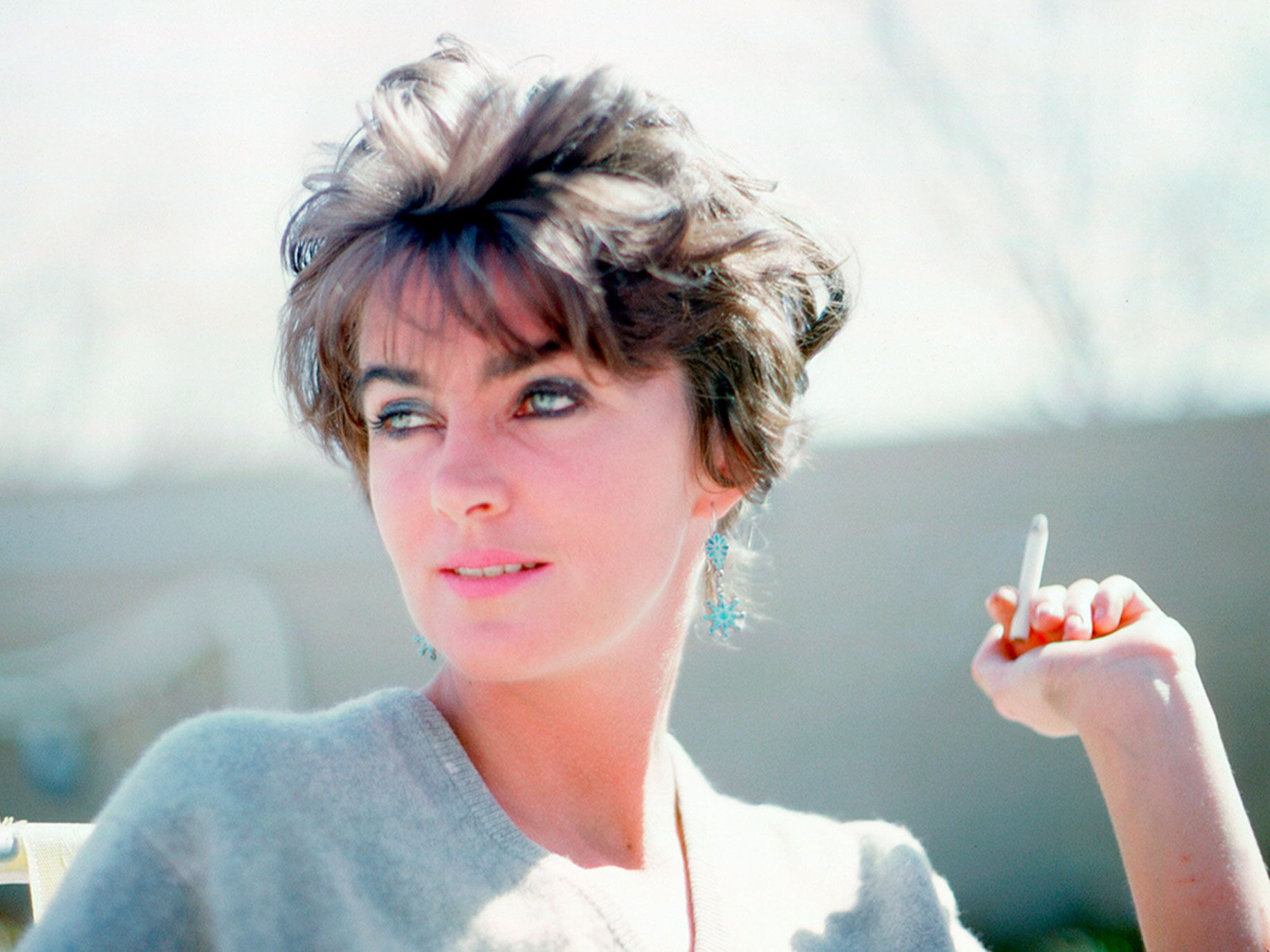 Author Lucia Berlin, 1963, in Albuquerque, N.M.