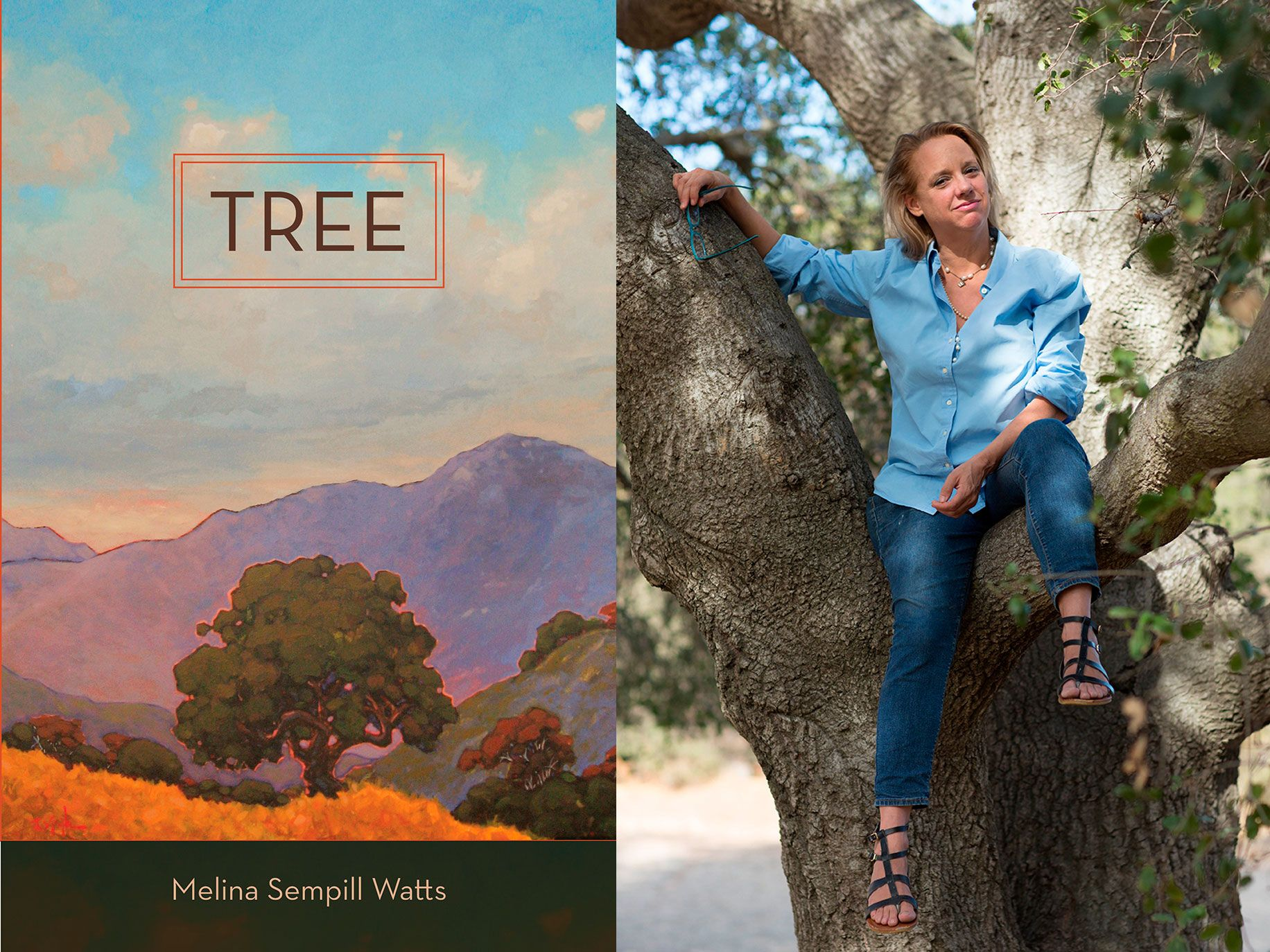 """Tree"" author Melina Sempill Watts."