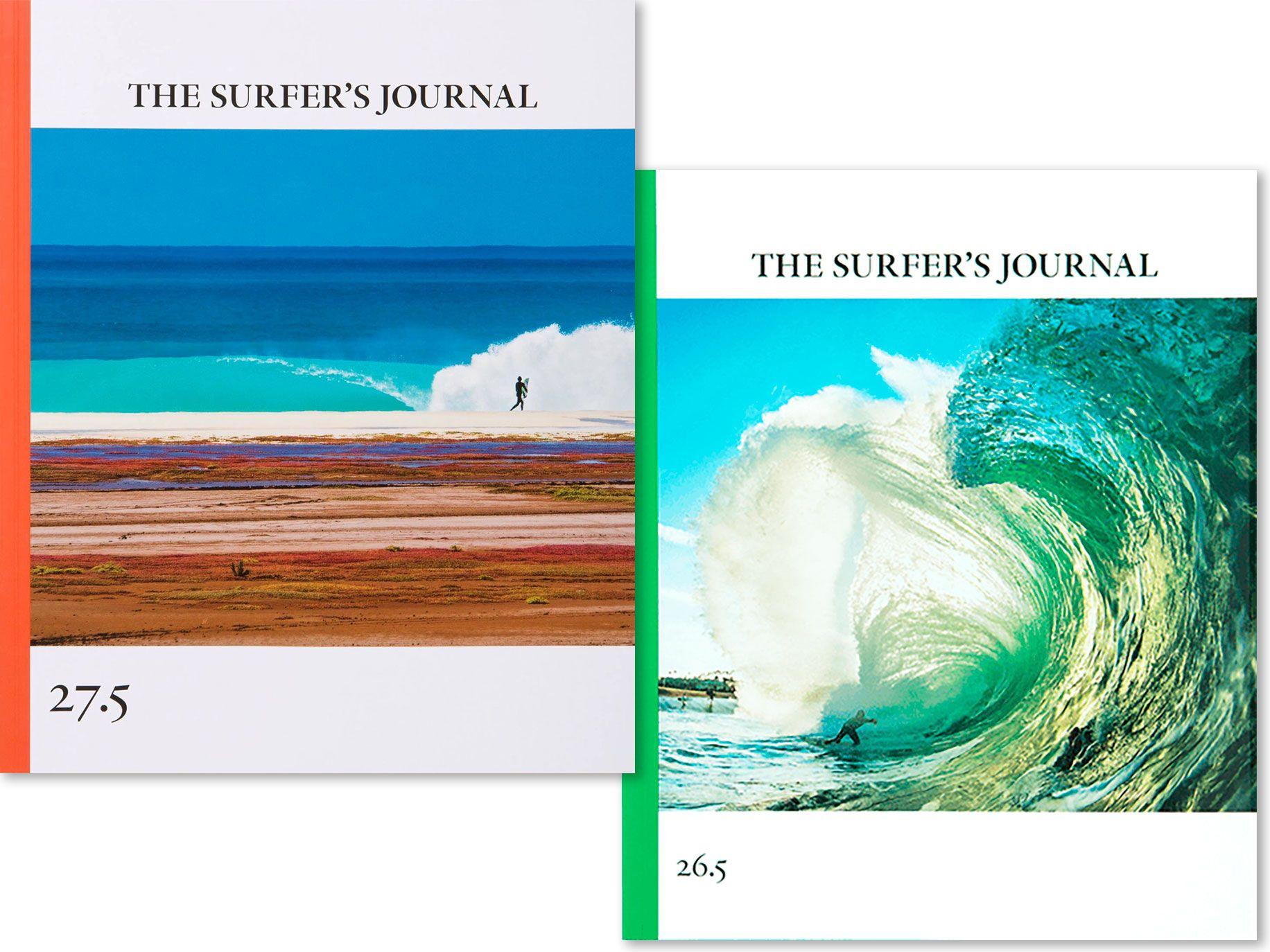 The Surfer's Journal magazine