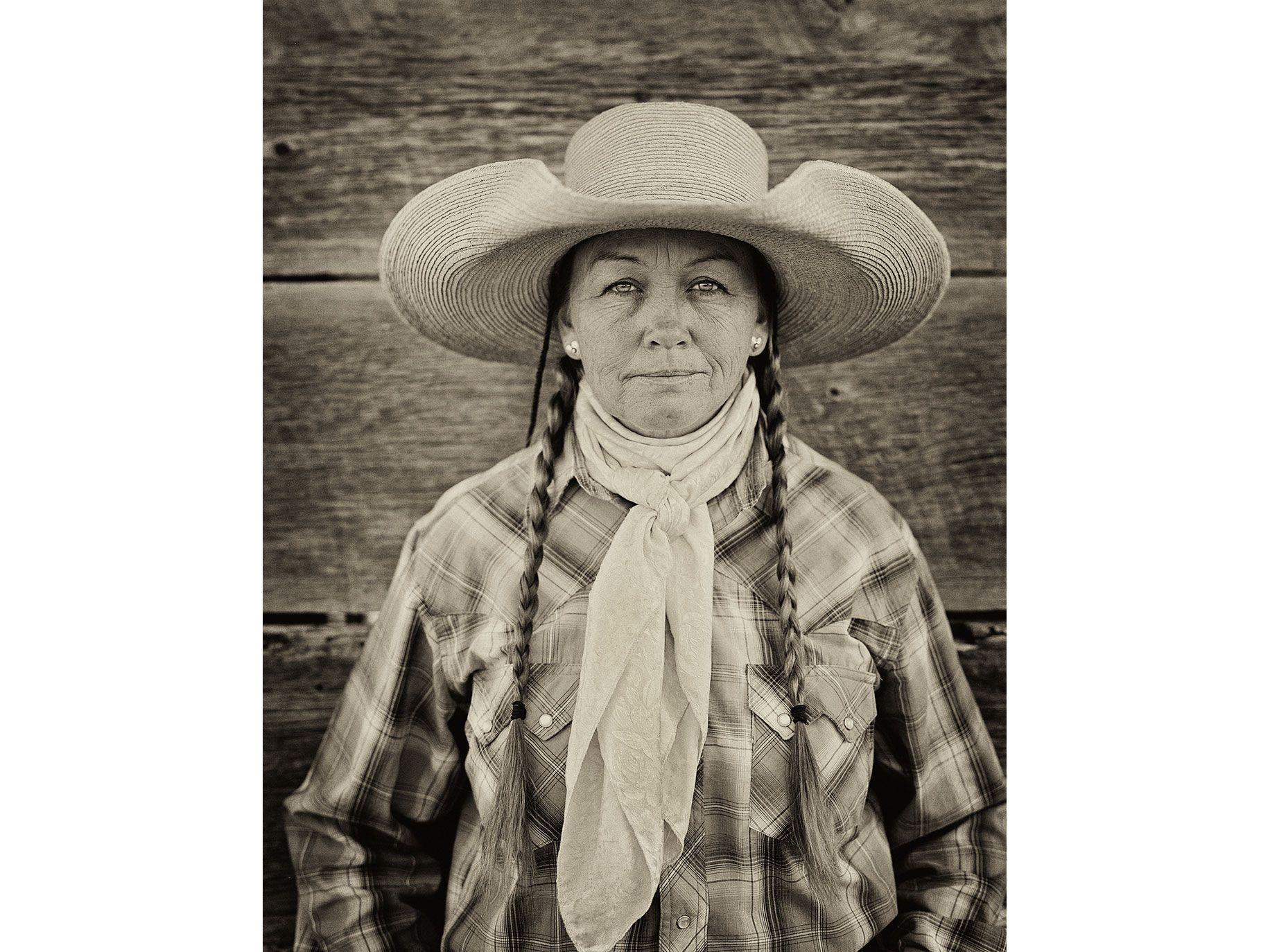 Sheila Carlson, Flying M Ranch, Coconino County, Ariz., 2013.