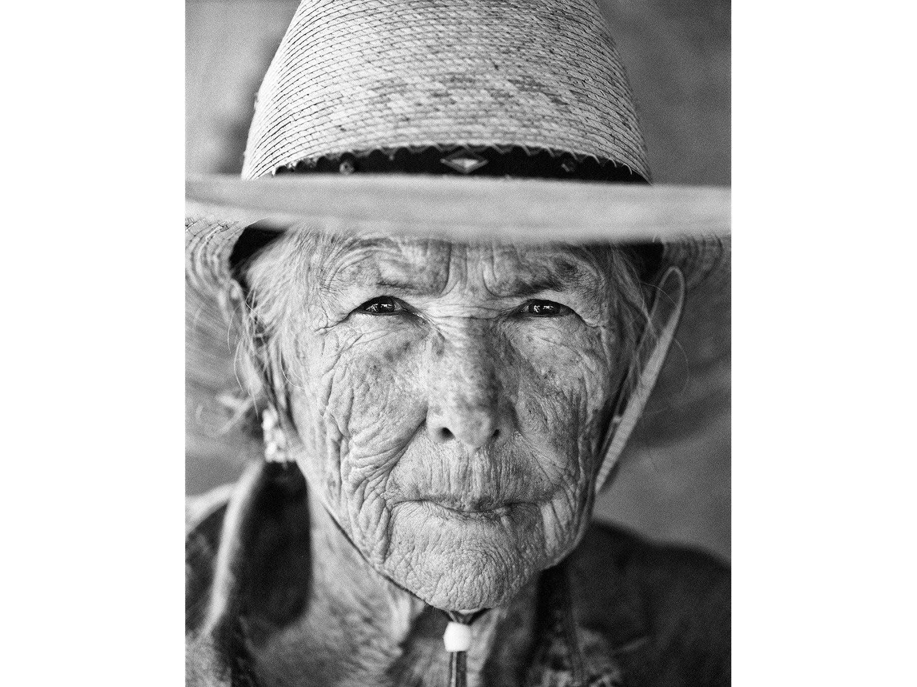 Connie Brown, H4 Ranch, Gila County, Punkin Center, Ariz., 2011.