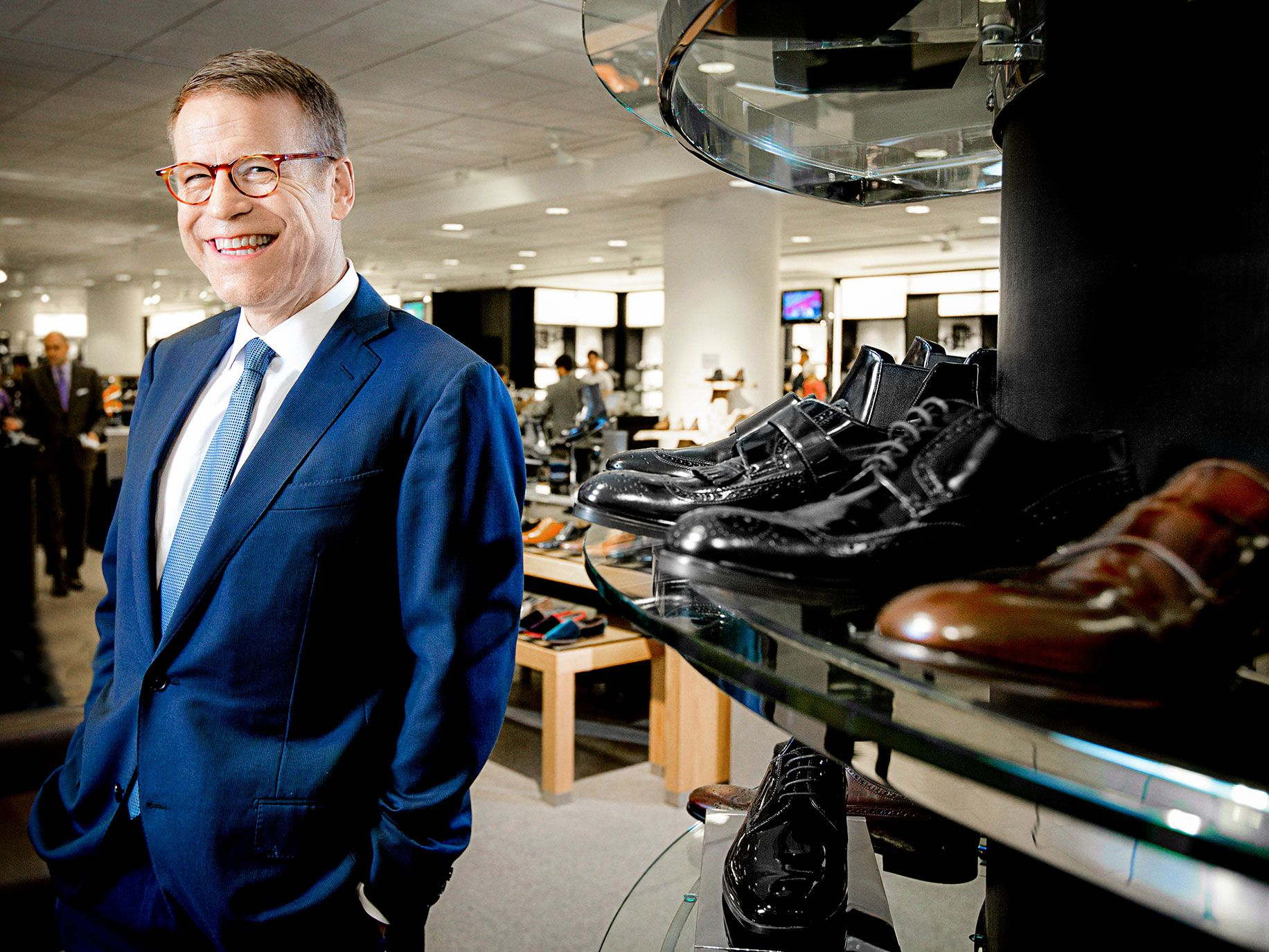 For Blake Nordstrom, retail was detail. He once left a store manager a list of 59 items needing attention—including helping a store employee with transportation to and from work.