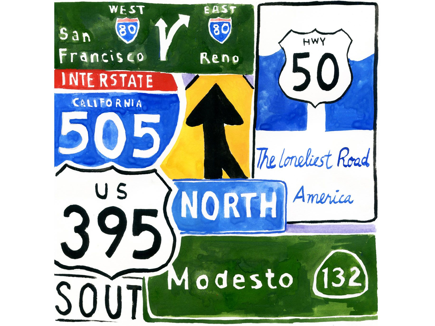 Lost Highways - Dispatches - David Thomson - Alta Online