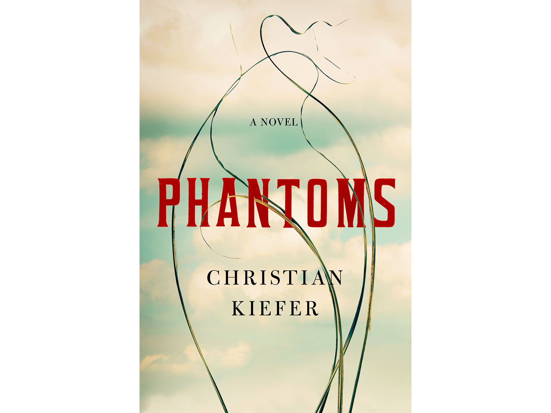 Phantoms by Christian Kiefer, 288 pages, Liveright, $27