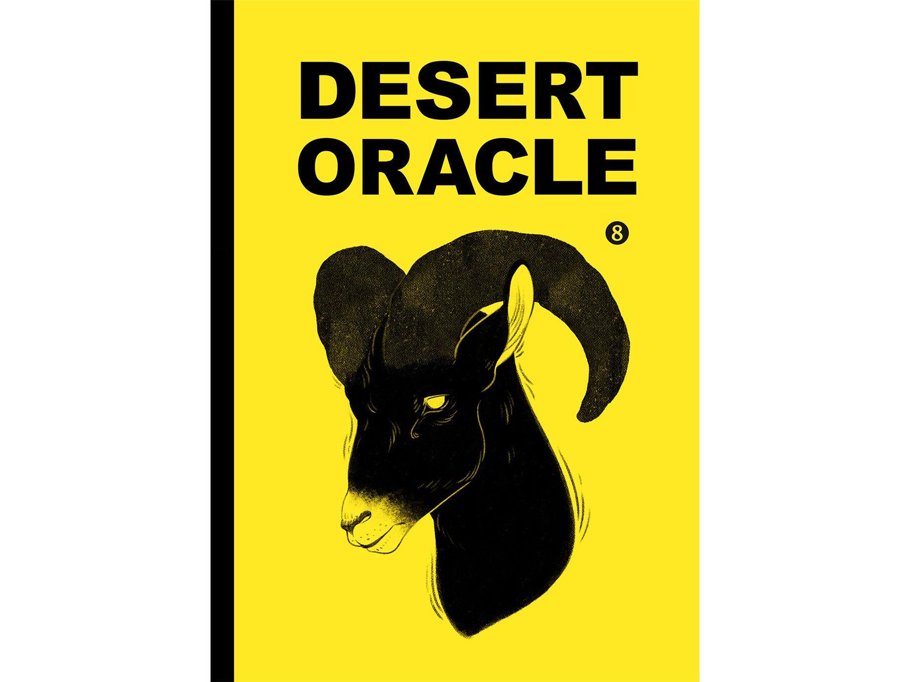 The quarterly magazine Desert Oracle