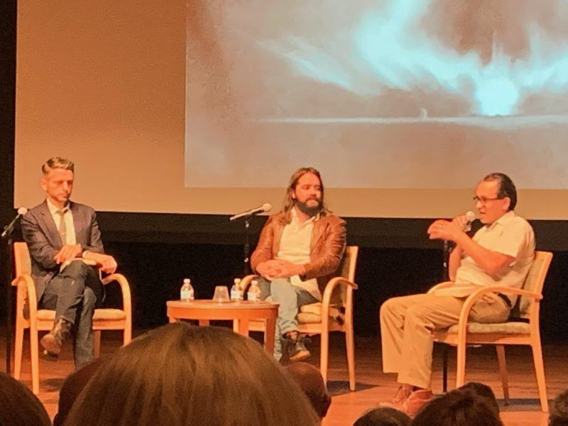 """Busted"" moderator Gustavo Arellano quizzes authors Bryan Mealer and Joshua Wheeler on their books about the American Southwest—and the characters that shaped the landscape."