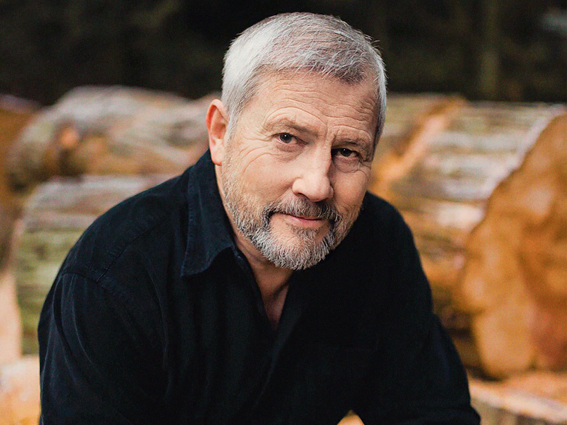 Karl Marlantes drew upon his experiences growing up in an Oregon logging town and working in commercial fishing to write [em]Deep River[/em].