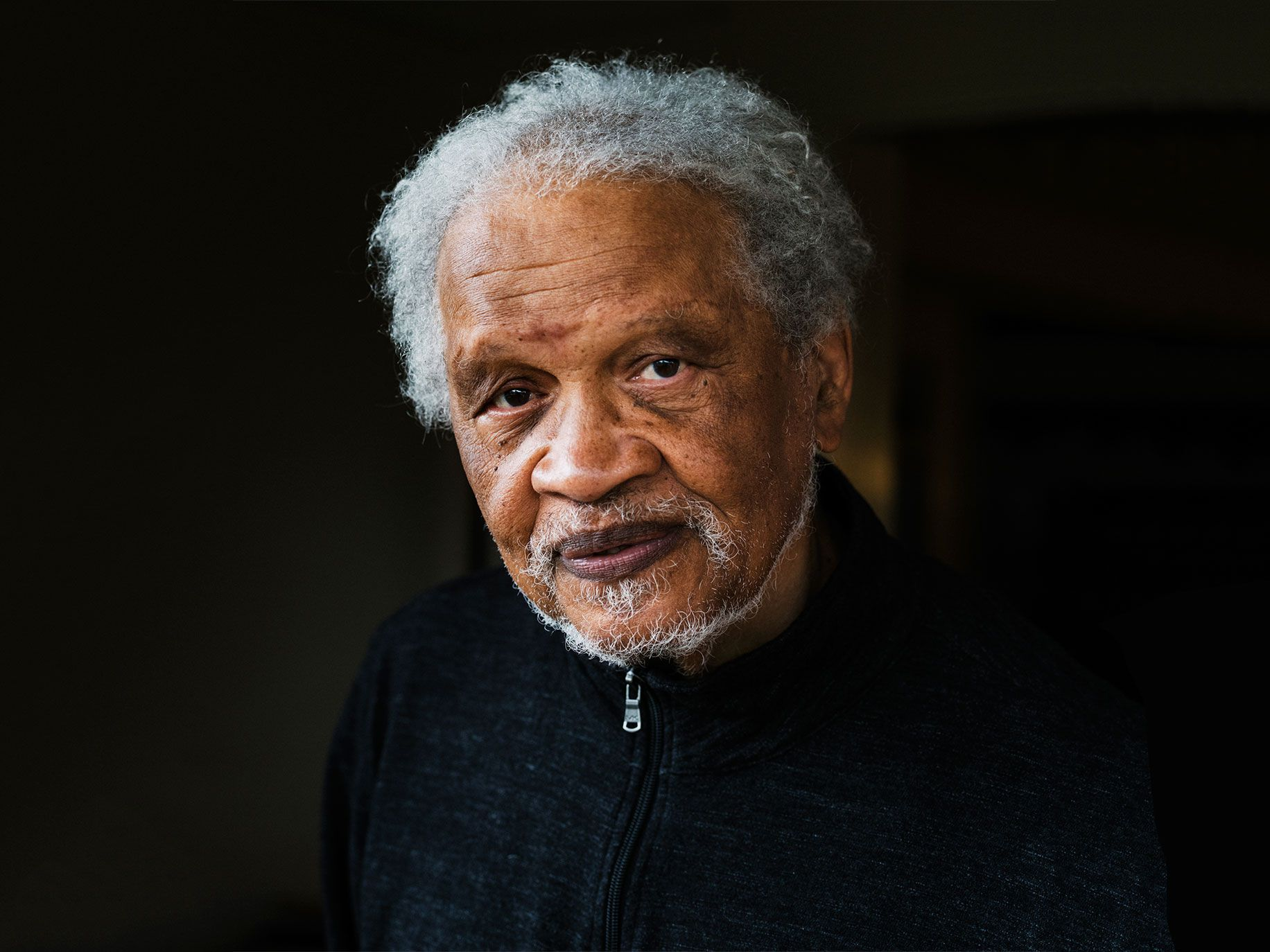 Ishmael Reed reflects on four decades of change—and humanity—in his North Oakland neighborhood.