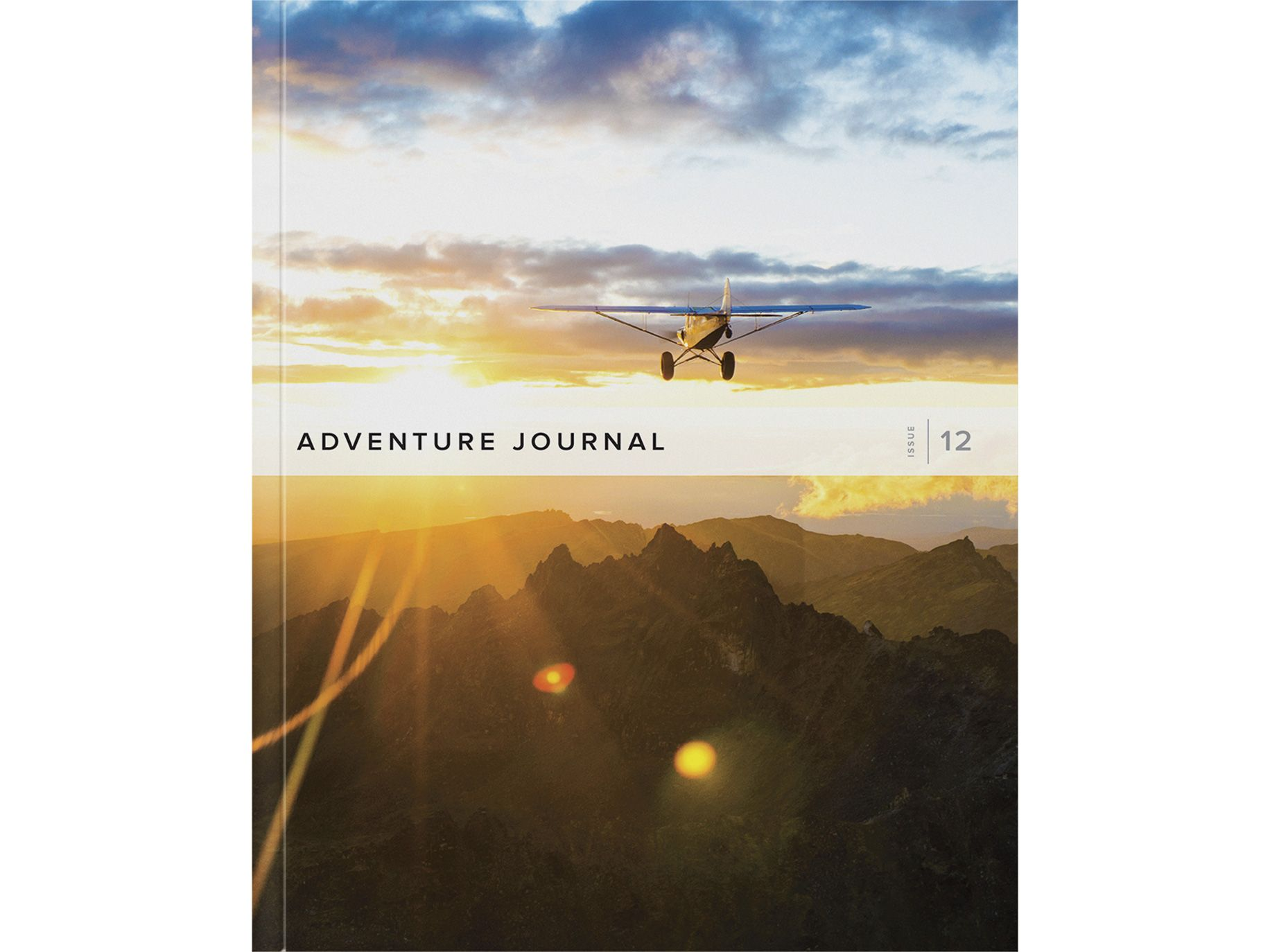 Adventure Journal issue 12 cover