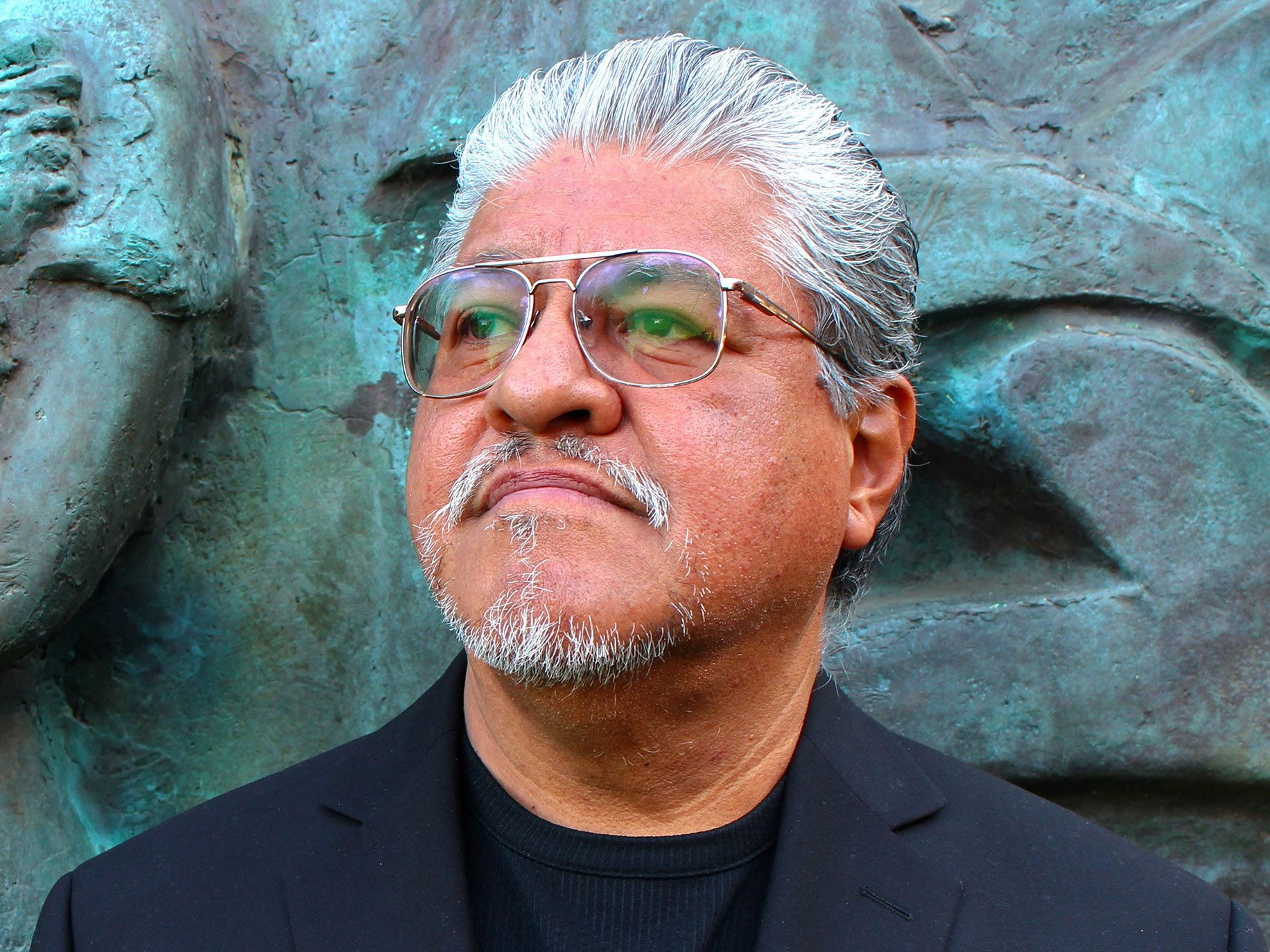 Luis J. Rodriguez was poet laureate of Los Angeles from 2014 to 2016. He is also the author of eight books of poetry.