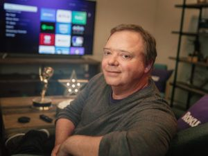 "Serial entrepreneur Anthony Wood founded five companies before launching Roku in 2002. (Roku means ""six"" in Japanese.)"