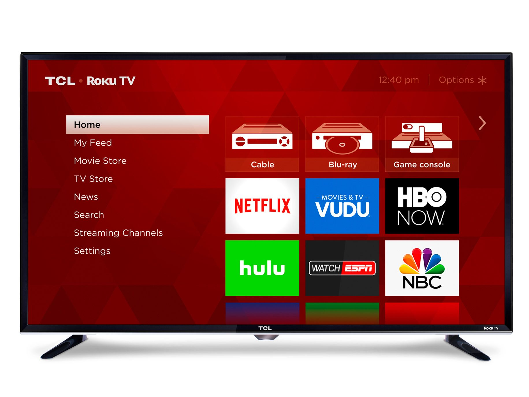 More than one in four smart TVs sold in the U.S. now run the Roku operating system.