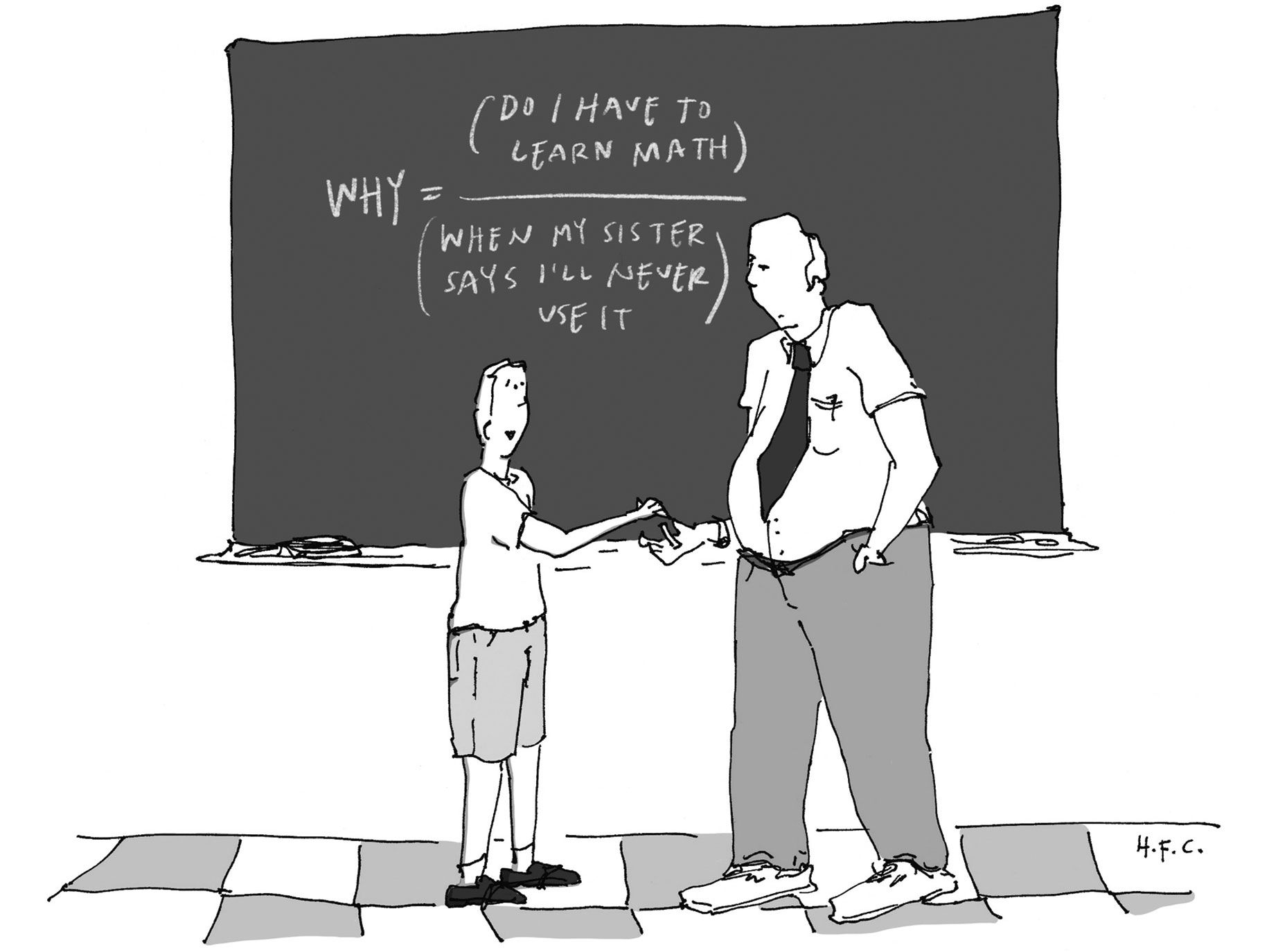 """Solve for """"Why"""""""