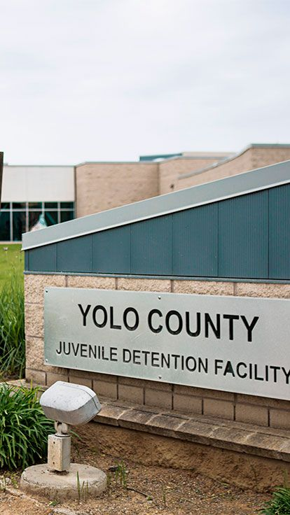 Inside Yolo County's Decision to Jail Migrant Kids