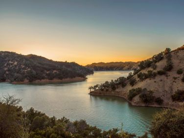 Beneath the tranquil waters of Lake Berryessa lies the village of Monticello. The community was sacrificed as part of the Solano Project, which created the Monticello Dam in the 1950s.