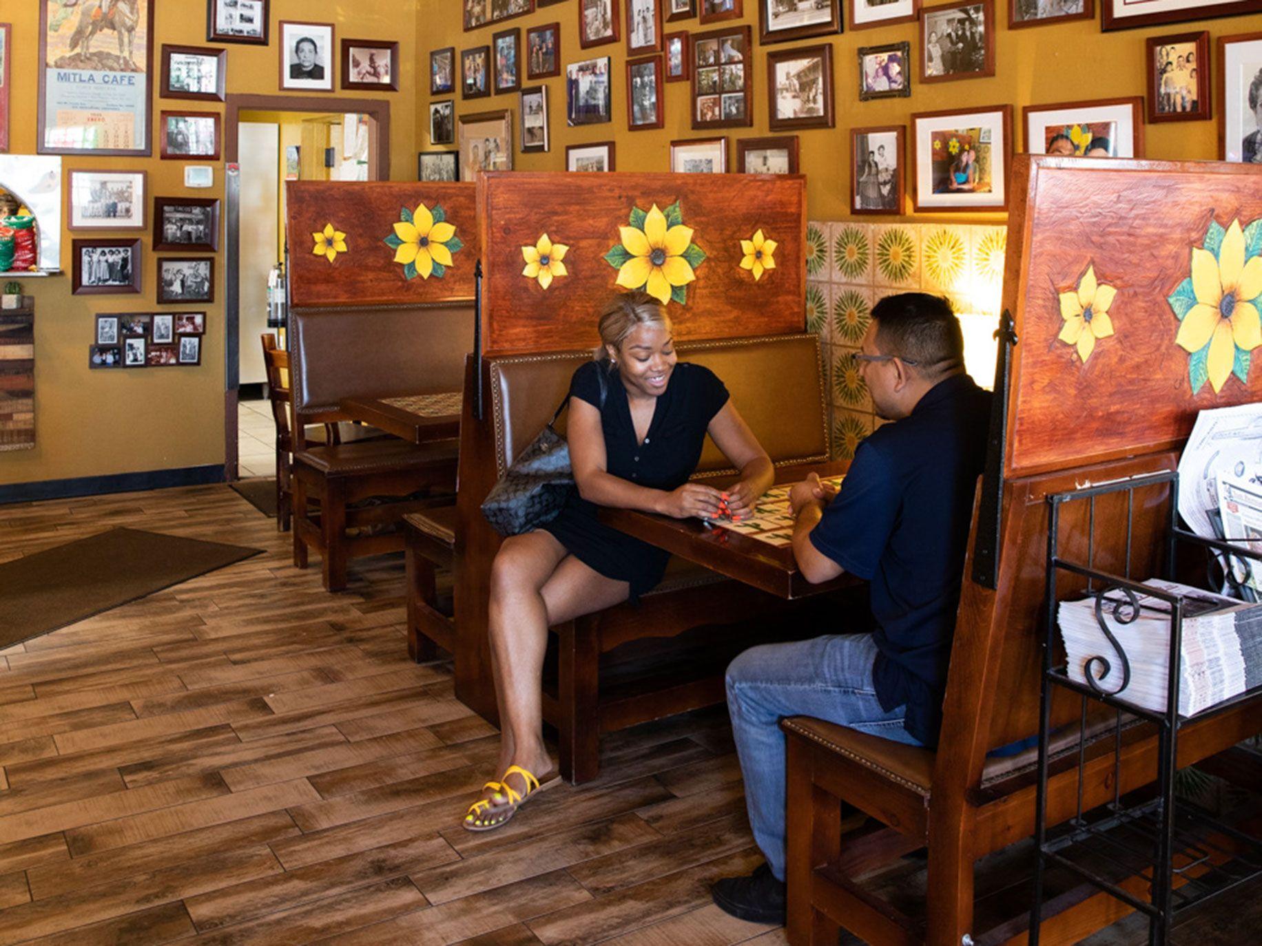 Mitla Cafe