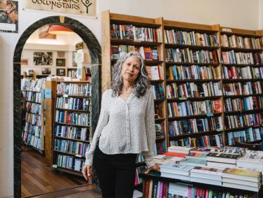 City Lights publisher and executive director Elaine Katzenberger is taking the venerable San Francisco imprint into the future.