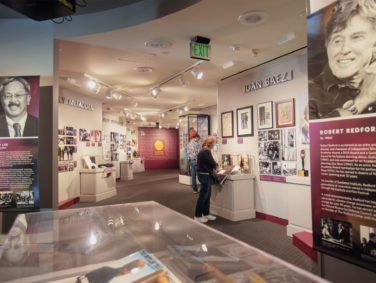 "The California Hall of Fame celebrates the ""legendary people who embody [the state's] innovative spirit and have made their mark on history."" Founded in 2006, the museum admits between 7 and 14 members each year."