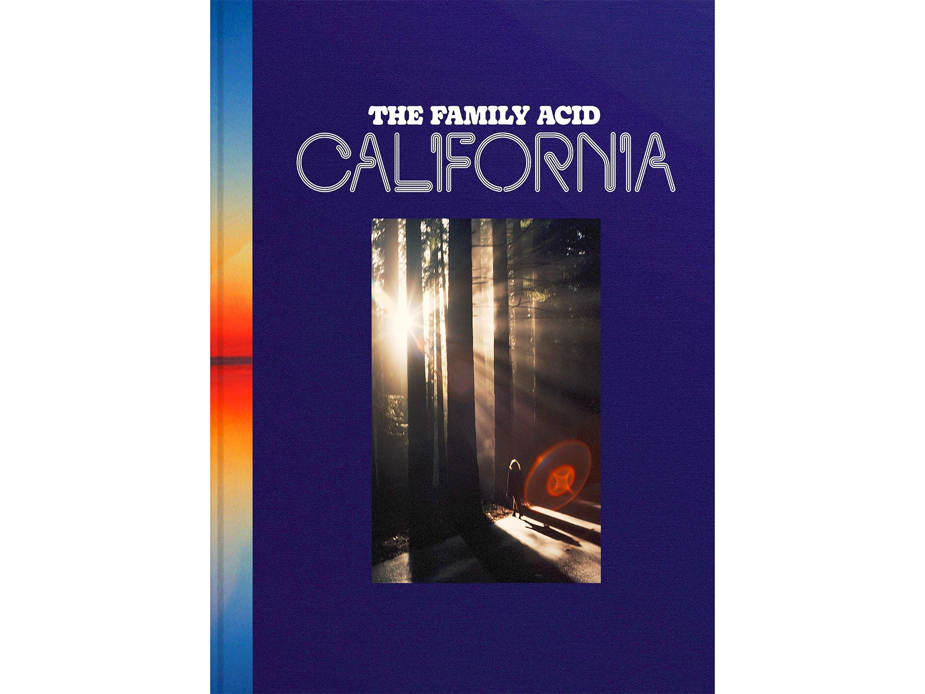 The Family Acid: California, by Roger Steffens, edited by Kate Steffens, Ozma Records, 192 pages, $60