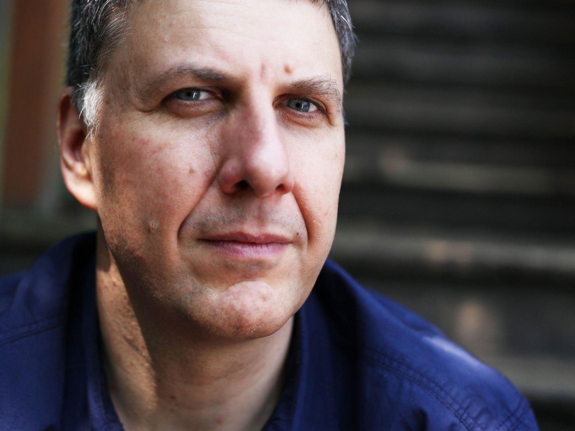 Father's Day author Matthew Zapruder