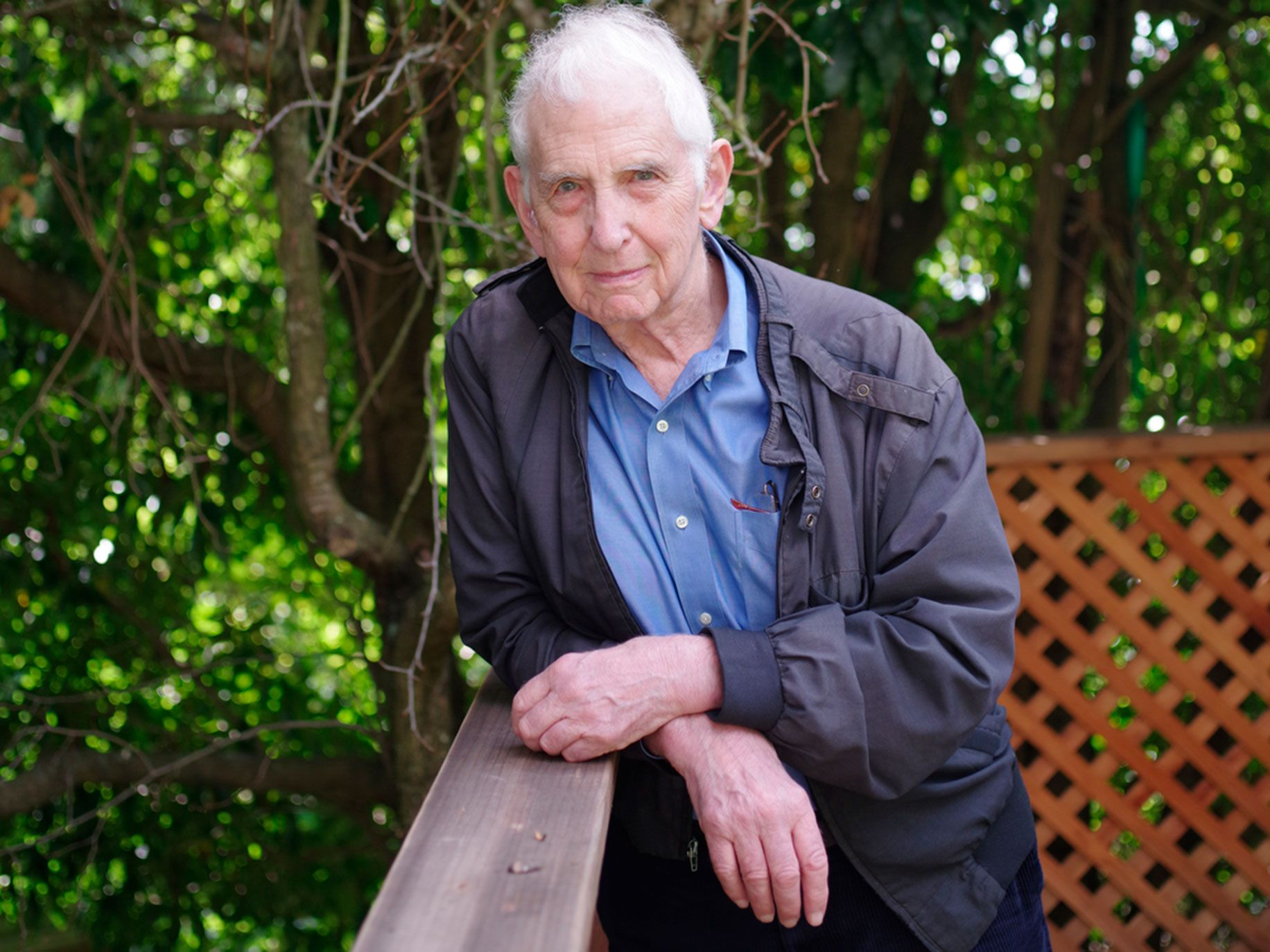 Daniel Ellsberg, who in 1971 provided the Pentagon Papers to members of the media, credits Harris's work as an inspiration in his decision to leak the documents.