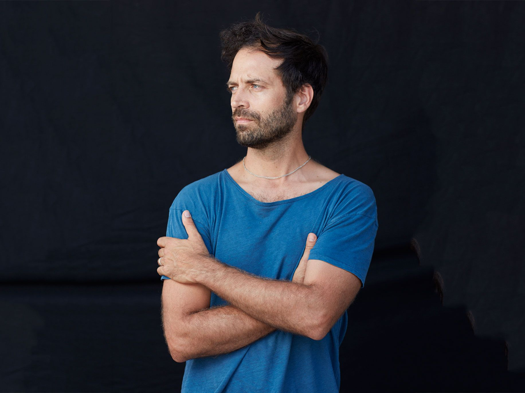 L.A. Dance Project artistic director Benjamin Millepied joined the company in 2012.