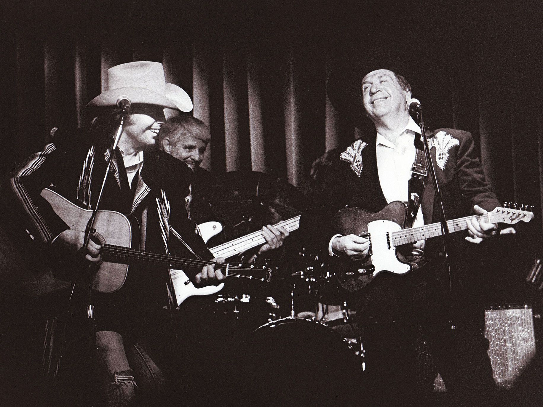 Native son Buck Owens helped define the raw and rough-hewn Bakersfield sound that cemented California's important role in the evolution of country music.