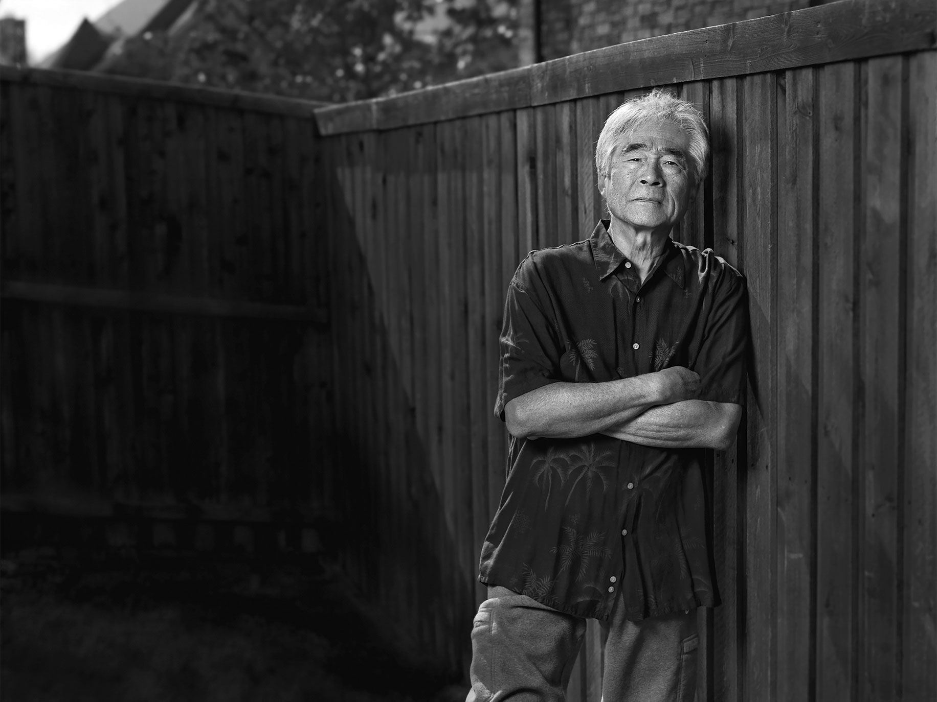 Walter Yoshiharu Sakawye, 76, at his McKinney, Texas, home in 2017.