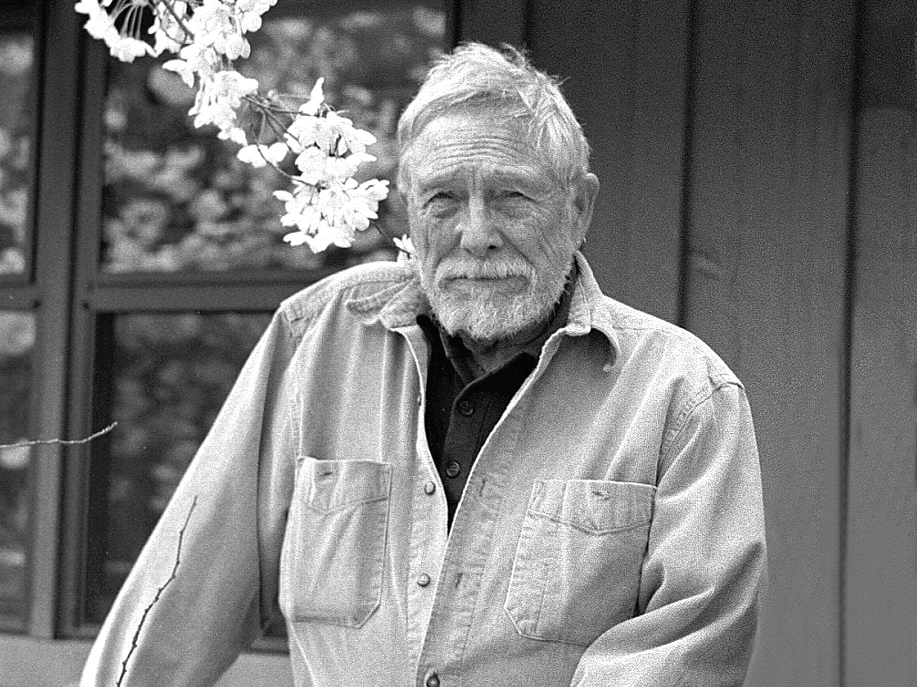 Born in San Francisco, poet Gary Snyder was a member of the legendary Beat school of writers.