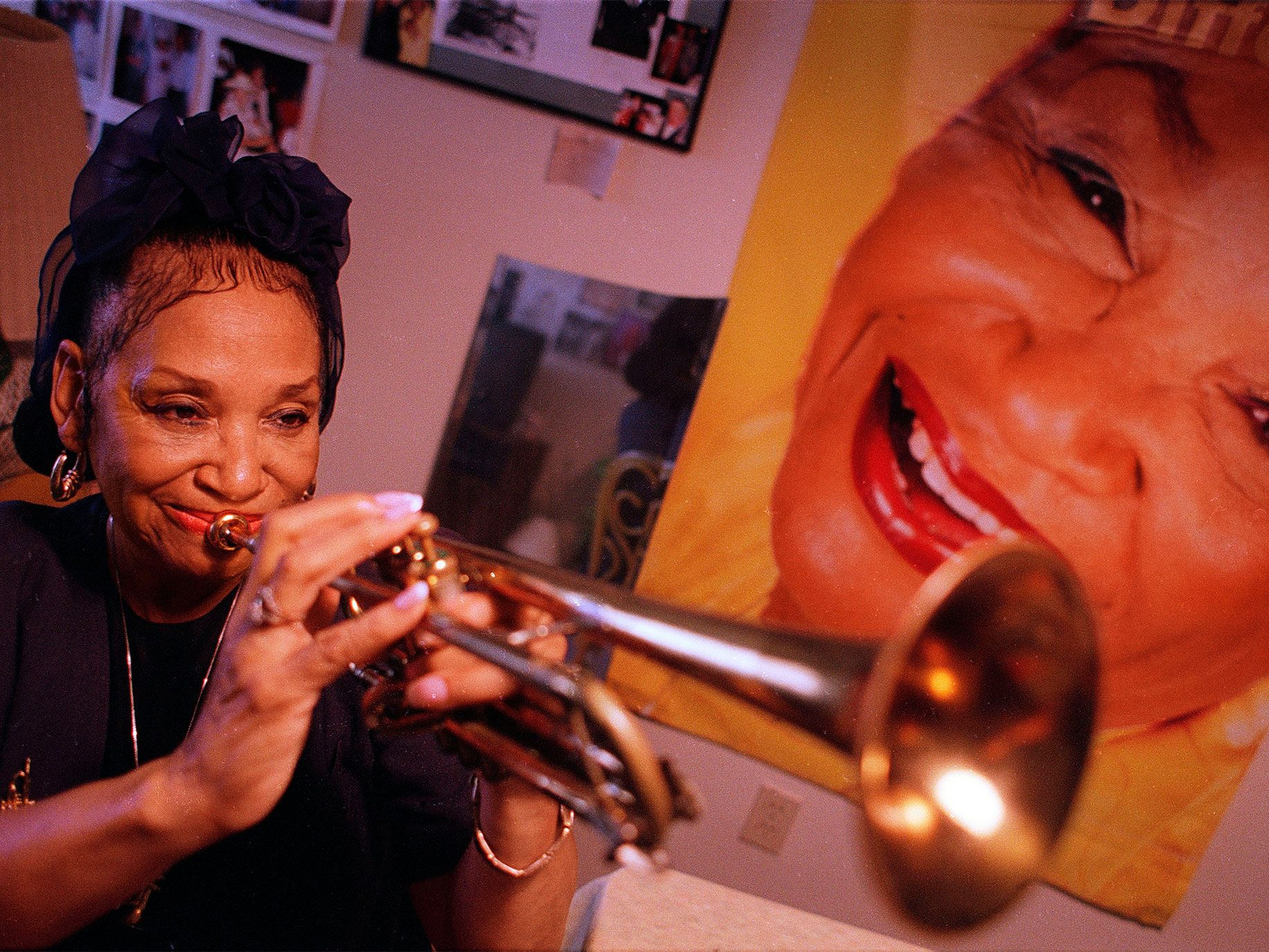 """Clora Bryant played jazz with skill and authority: """"I didn't want them to feel like I was a mamby-pamby little tippy-toe female."""""""