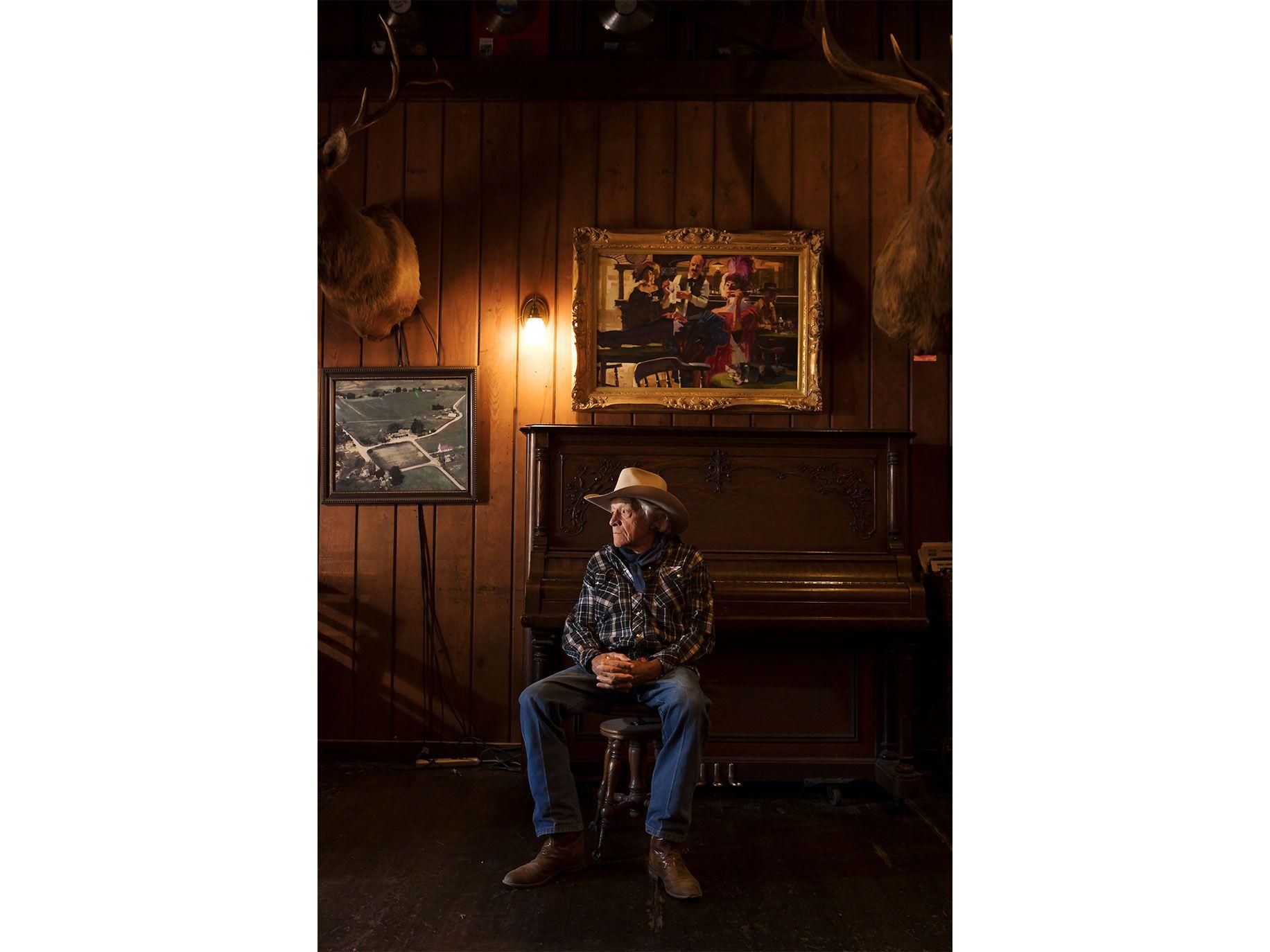 Ramblin' Jack Elliott has loved cowboys since he was a little boy.