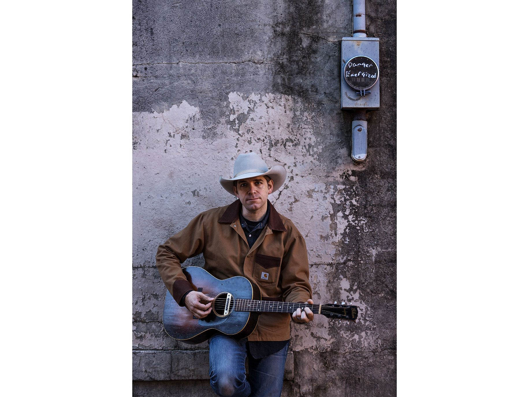 Texas native Andy Hedges keeps tradition alive with his poetry and music.