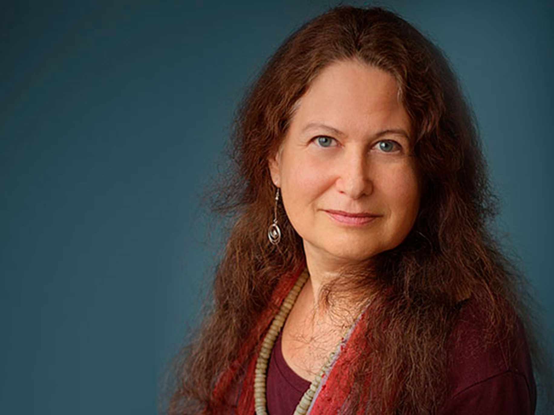 Poet Jane Hirshfield stopped writing for eight years to study at the San Francisco Zen Center.