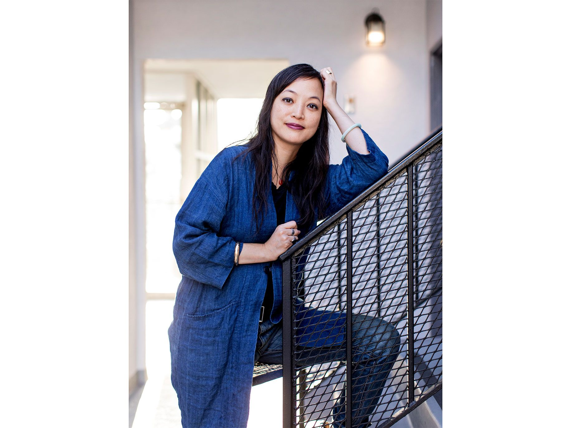 A poet and a playwright, Carla Ching had to be a quick study when she landed her first TV gig on the USA drama Graceland. Now she writes for shows like Fear the Walking Dead.