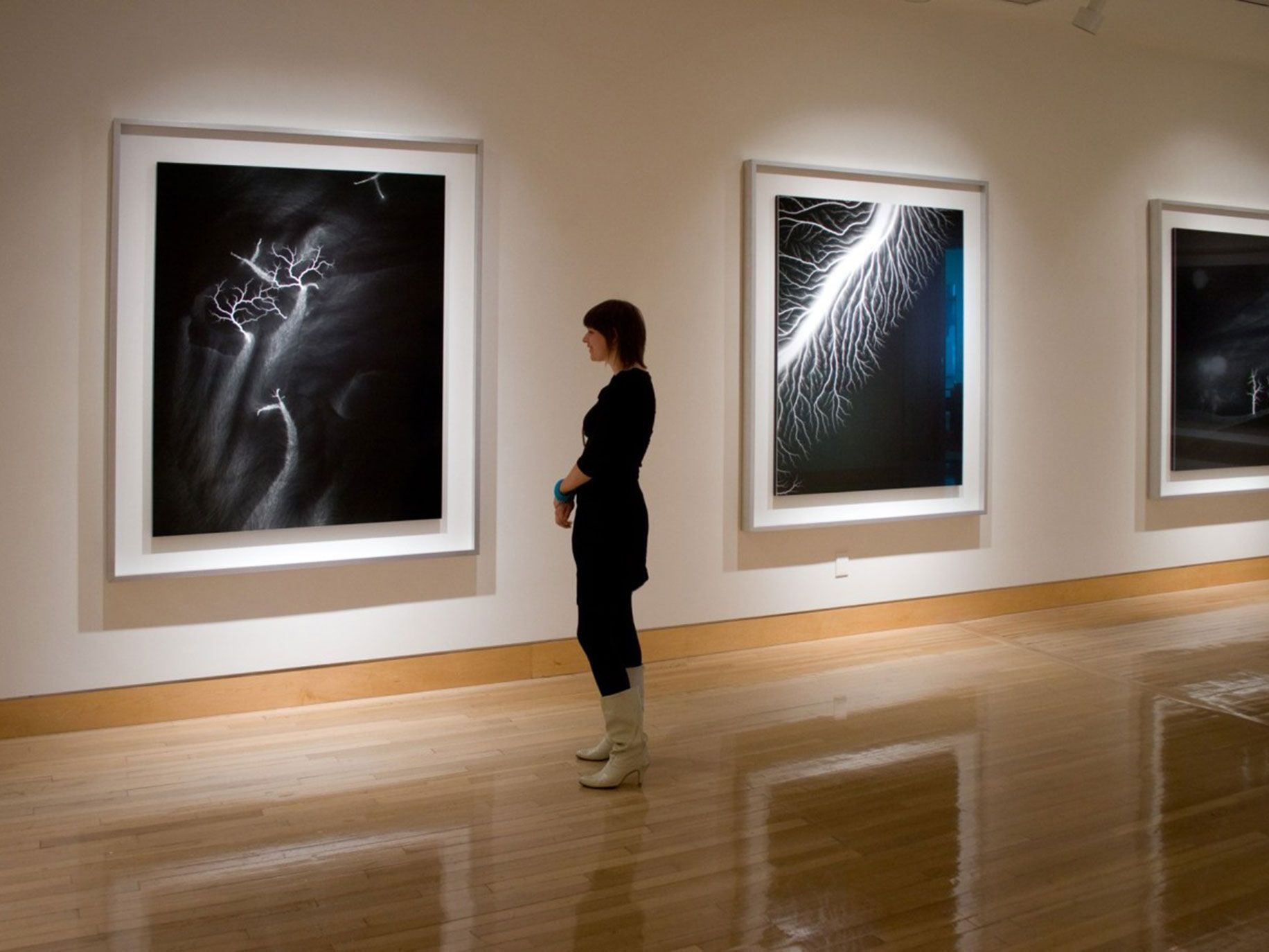 Fraenkel Gallery in San Francisco has been in business for four decades.