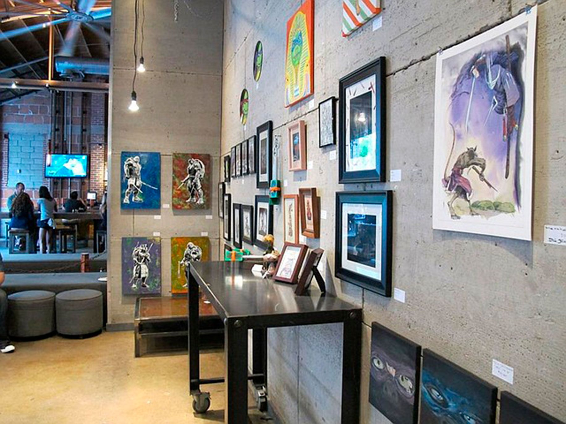 Thumbprint Gallery in La Jolla.